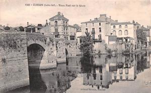 Clisson France Vieux Pont sur la Sevre Clisson Vieux Pont sur la Sevre