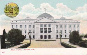 PHOENIX , Arizona , 00-10s ; State Capitol
