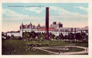 STATE REFORMATORY, HUTCHINSON, KS 1932