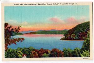 Rogers Rock, Lake George NY