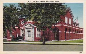 Tennesse Kingsport U S Post Office