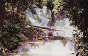 Jamaica Saint Ann Falls At Dunn's River