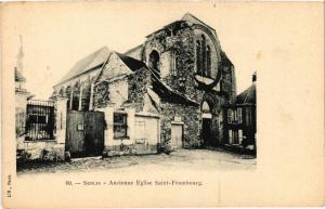 CPA SENLIS - Ancienne Église Staint - Frambourg (291661)