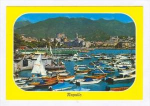 Rapallo, Italy, 60-70s   Port & Baths