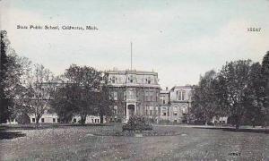 Michigan Coldwater State Public School