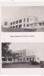 Jamaica Port Antonio Public Hospital Real Photo