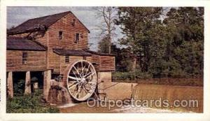 Old Mill Pigeon Forge, TN, USA Postcard Post Cards Old Vintage Antique Pigeon...