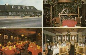 MONTREAL , Quebec, Canada, 1960s-80s ; Le Joli Moulin