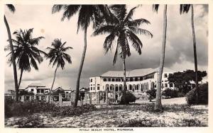Kenya Mombasa, Nyali Beach Hotel, palm trees