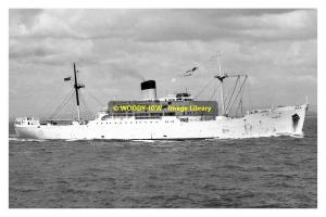 mc0943 - Fyffes Cargo Ship - Chirripo , built 1957 - photo 6x4