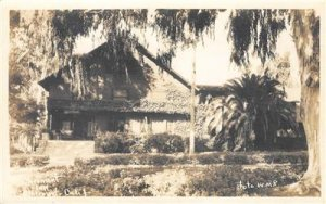 RPPC CLAREMONT INN Claremont, California ca 1920s Vintage Postcard
