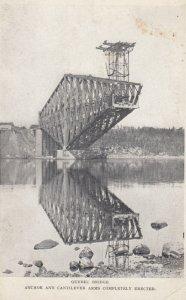 QUEBEC , Canada , 1900-10s ; Quebec Bridge Construction #2