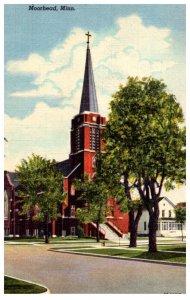 Minnesota   Moorhead  Trinity Lutheran Church