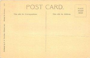 G35/ Elkhart Indiana Postcard c1910 St Joe River Beardsley Mill Building