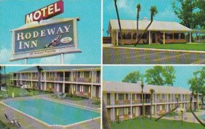 Florida Lake City Rodeway Inns Of America & Hasty House Restaurant With Pool