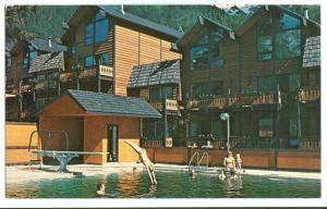 USA, Mt. Alyeska Nugget Inn, Alaska,unused Postcard