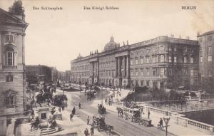 BERLIN, Der Schlossplatz, Das Konigl, Schloss, Germany,  00-10s