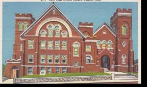 Tennessee Bristol First Presbyterian Church