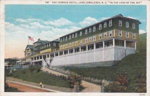 North Carolina Lake Junaluska The Terrace Hotel 1940 Curteich
