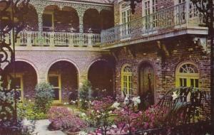Alabama Mobile Bellingrath Gardens The Bellingrath Home Patio