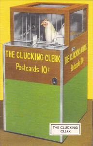 The Clucking Chicken Clerk Hot Springs Arkansas