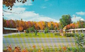 Michigan Paradise The Travelers Motel Highway M-123