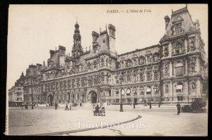 Paris - L'Hotel de Ville