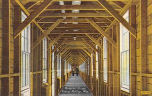 Military Camps Post Card Hospital Ramp Camp McCoy, Wisconsin, USA Unused