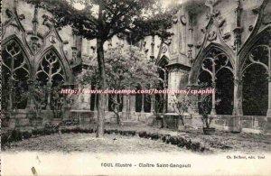 Toul - Cloitre Saint Gengoult - Old Postcard