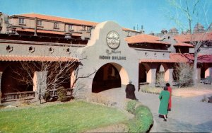 New Mexico Albuquerque Fred Harvey Indian Building