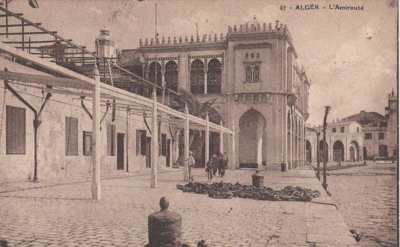 ALGER , 00-10s ; L'Amiraute