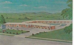 LYNCHBURG, Harvey's Motel,Virginia,1950-1960s