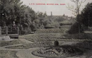 MOOSE JAW , Sask., Canada, 00-10s ; C.P.R. Gardens