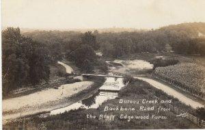 RP: PRINCETON , Illinois , 1900-10s ; Bureau Creek & Backbone Road