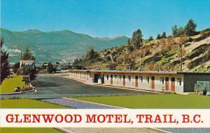 Canada Glenwood Motel Trail British Columbia