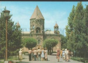 113304 ARMENIA Echmiadzin Cathedral OLD POSTAL stationery