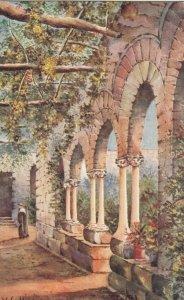 PALERMO, Italy, 1908; Cloisters of San Giovanni degli Ermiti, TUCK # 7450