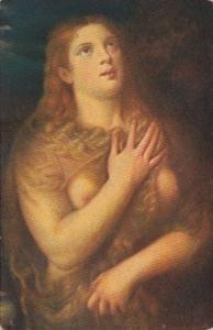 Tiziano La Maddalena Nude Topless