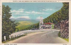 Massachusetts Mohawk Trail 1934