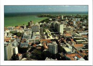 Dakar Senegal Postcard used 1992