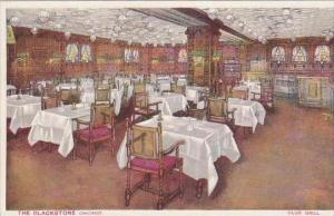 Illinois Chicago Blackstone Hotel Club Grill