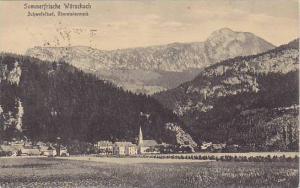 Schwefelbad, Obersteiermark, Sommerfrische Worschach (Styria), Austria, PU-1912