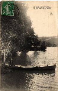CPA   Les Bois-d'Oingt(Rhone) - Le Lac des Petits Pents     (450537)