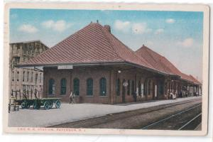 Erie RR Station, Paterson NJ