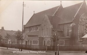 RP: St Michaels , ABBEY WOOD , London, England, UK, 1912