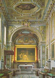 MALTA , 50-70s ; Oratorio at St John's Co- Cathedral , Valletta