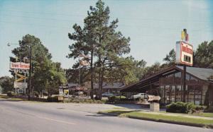 ORANGEBURG, South Carolina, 1940-1960´s; Town Terrace Inn, U.S. 301