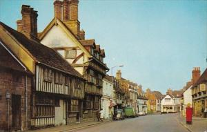 England East Grinstead High Street 1971