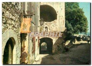 Modern Postcard The French Riviera St Paul de Vence The Portal Menestrel