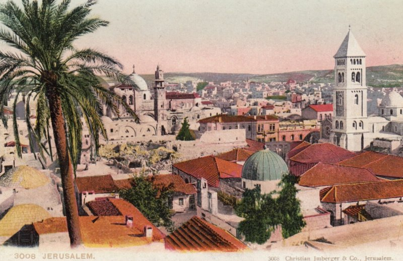 Jerusalem , Israel , 00-10s